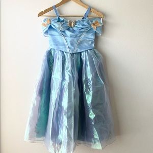 Disney's Deluxe Cinderella Costume and Shoes